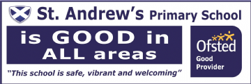 Ofsted Good in ALL areas banner